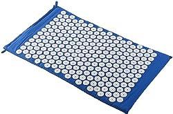 newgen medicals Entspannungsmatte: Entspannungs-Matte mit 6.200 Druckpunkten (Stachelmatte)