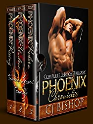 The Phoenix Chronicles (3-Book Trilogy) (English Edition)