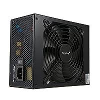 Entweg Gp1350G,1250W GP1350G ATX PC Computer Mining Power Supply 80Plus Gold Active PFC Support 6 Graphics Cards