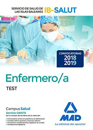 Enfermero/a del Servicio de Salud de las Illes Balears (IB-SALUT).Test