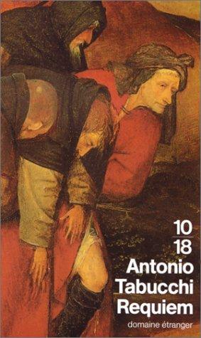 Requiem par Antonio Tabucchi