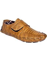 Niti Fashion Men Casual Genuine Leather Slip On Loafer 6-10 UK