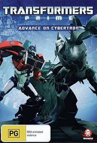 Transformers Prime - Advance on Cybertron - Season 2 [Episodes 21 - 26] [NON-USA Format / PAL / Region 4 Import - Australia] (Transformers Cybertron Dvd)