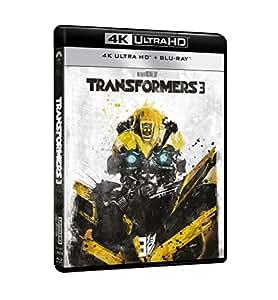 Transformers 3  (Blu-Ray 4K Ultra HD + Blu-Ray)