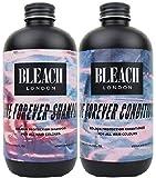 (2 PACK) Bleach London Live Forever Shampoo x 250ml & Bleach London Live Forever Conditioner x 250ml