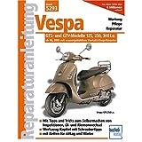 Bucheli Verlag Reparaturanleitung Motorradtyp bezogen+wassergekühlt 4-Takt-Motor