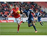 Photographic Print of Sky Bet Championship - Rotherham United v Birmingham City - AESSEAL New York