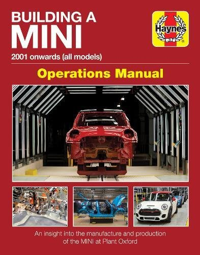 Building A Mini Operations Manual (Haynes Operations Manuals) por Chris Randall
