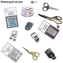 KIT Accesorios DELUXE para máquina de coser
