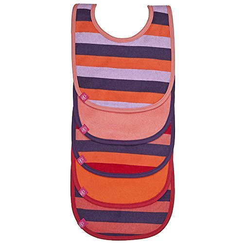 Lässig LTEXBVP005 Lätzchen Set Bib Value 5-er