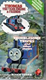 Thomas The Tank Engine & Friends: Troublesome Trucks and Other Stories [VHS]