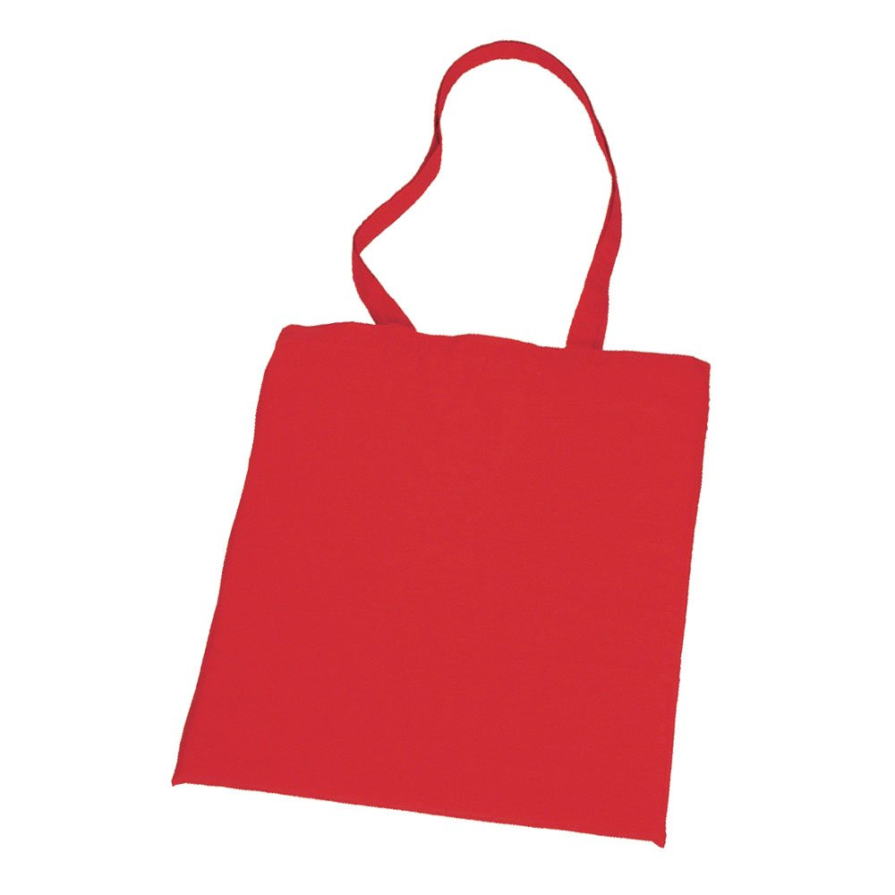 10 Natural Cotton Tote Bags Shoppers  3 Colours