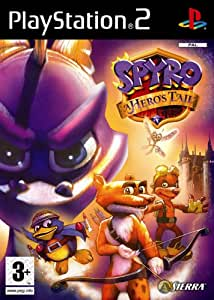 Spyro: A Hero's Tail (PS2)