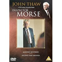 Inspector Morse: Masonic Mysteries / Second Time Around