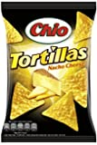 Chio Tortilla Chips Nacho Cheese, 5er Pack (5 x 125 g)