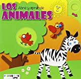 Los animales (Abre y aprende)
