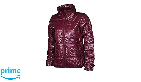 cd88f15d24e1 Nike Ladies Pitch Padded Jacket Warm Light Weight Water Resistant Winter  Jacket  Amazon.co.uk  Clothing