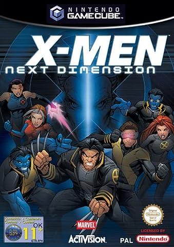 X Men Gamecube - X Men Next Dimension [ Gamecube ]