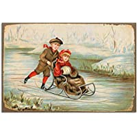 Suchergebnis Auf Amazon De Fur Weihnachtsdeko Vintage Wand