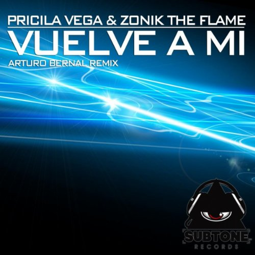 Pricila Vega and Zonik The Flame D Party