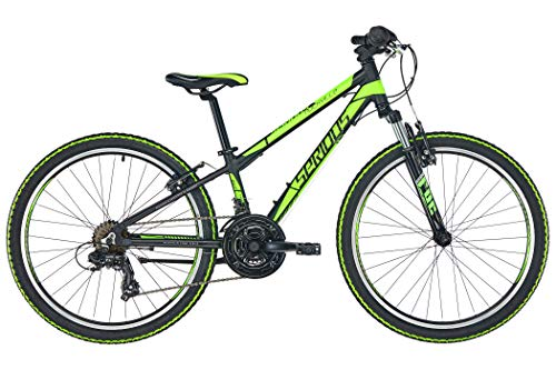 "SERIOUS Rockville 24"" Flash Green 2019 Kinderfahrrad"