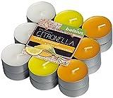 Aroma de velas (18unidades Pack)–Citronela)/limón