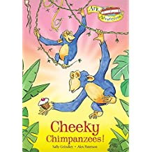 Cheeky Chimpanzees! (Ark Adventures)