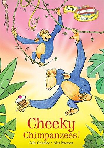 Cheeky chimpanzees!
