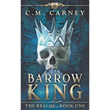 Barrow King: The Realms Book One (A LitRPG Adventure)