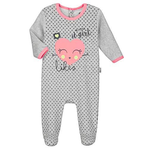Taille Pyjama b/éb/é velours Mon Ch/âteau 12 mois 80 cm