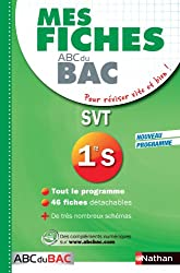 Mes fiches ABC du BAC SVT 1re S
