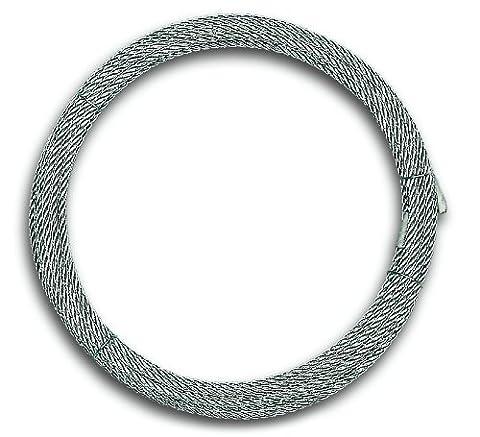 Chapuis QL420 Câble levage acier galvanise 178 kg D 4