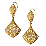 Women Fashion Jewellery Fancy Gold Jaali...
