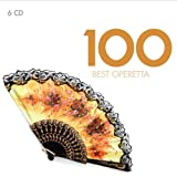 100 Best Operettas by Best Operettas 100 (2012) Audio CD