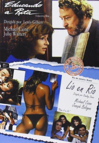 Educando a Rita - Educating Rita / Lio en Rio - Blame it on Rio [2 DVDs] [Spanien Import]