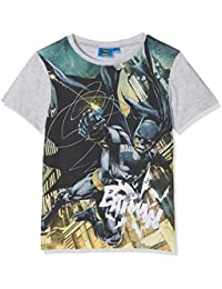 DC Comics Boy's Batman In Action T-Shirt