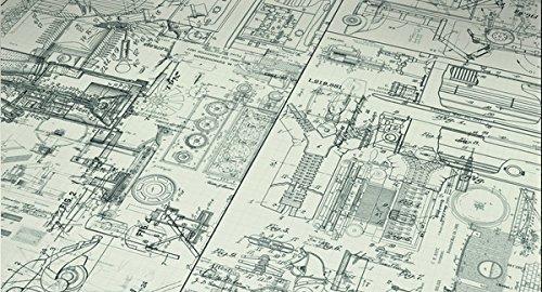 PARADOR Trendtime 4 - Laminatfußbodenbelag Klick Laminat - Scientific - Großformat-Öl - für einen designorientierten Einrichtungsstil mit Mini-V-Fuge 1473976 - Paket a 2,57m²