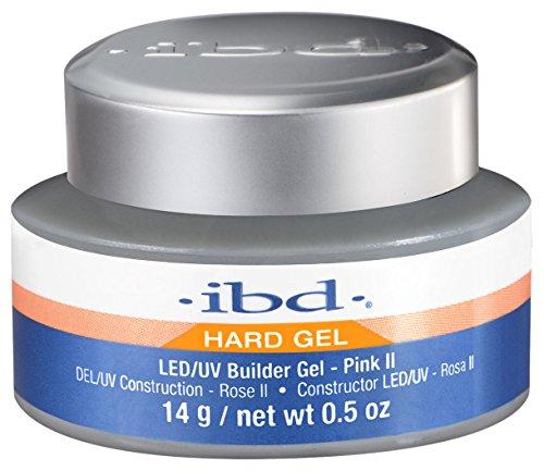 IBD LED/UV Bonder Gel Pink II, 1er Pack (1 x 14 ml) -