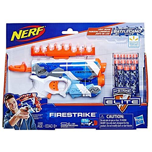 Hasbro NERF- Elite Firestrike, Mehrfarbig, E2286