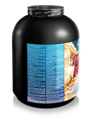 IronMaxx 100% Whey Protein Pulver – Proteinpulver auf Wasserbasis – Whey Eiweißpulver mit Maple Walnut Geschmack – 1 x 2,35 kg Dose