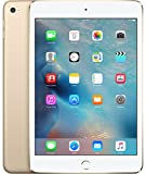 "Apple iPad mini 4, 7,9"" mit WiFi, 128 GB, 2015, Gold"