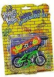 Street Kidz Finger Bmx Bike And Skateboard Set - Colour Vary