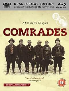 Rebellion der Rechtlosen / Comrades ( ) (Blu-Ray & DVD Combo) (Blu-Ray)