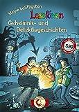 Leselöwen – Das Original: Meine kniffligsten Leselöwen-Geheimnis- und Detektivgeschichten: Jubiläumsausgabe mit Hörbuch-CD