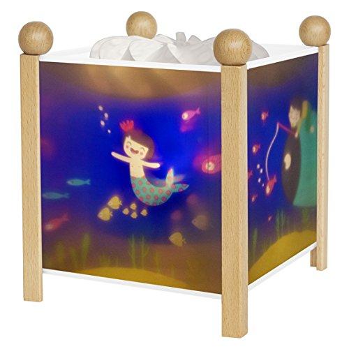 Trousselier 4380GB 12V Magic Lantern Ninon Noche Lámpara
