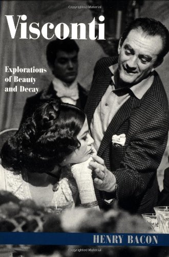 Visconti Paperback: Explorations of Beauty and Decay por Bacon