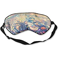 Sleep Eye Mask Bathtub Ship Abstract Lightweight Soft Blindfold Adjustable Head Strap Eyeshade Travel Eyepatch... preisvergleich bei billige-tabletten.eu