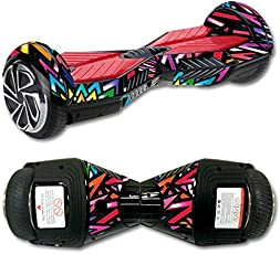 MightySkins Protective Vinyl Skin Decal for Self Balancing Board Scooter Hover