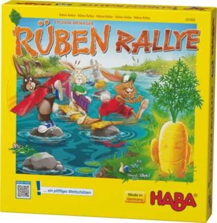 Haba 301828 Rüben Rallye