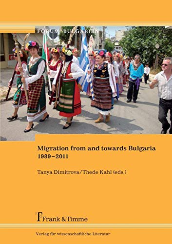 Migration from and towards Bulgaria 1989-2011: 0 (Forum: Bulgarien)